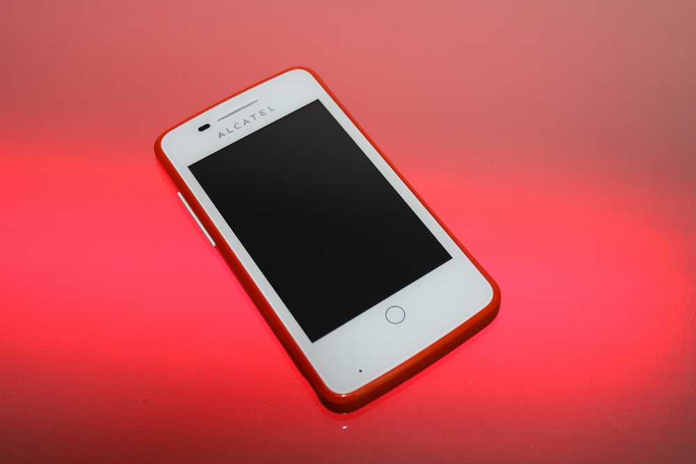 Alcatel One Touch Fire + Firefox OS