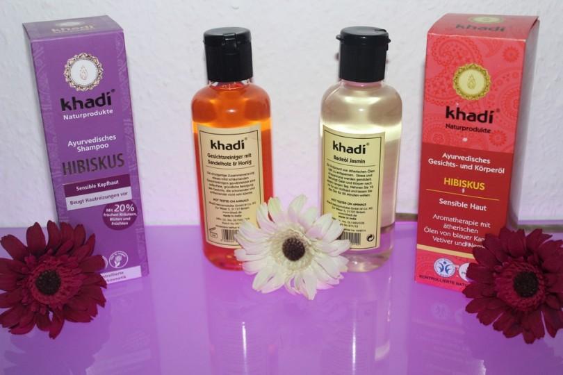 Naturprodukte aus Indien