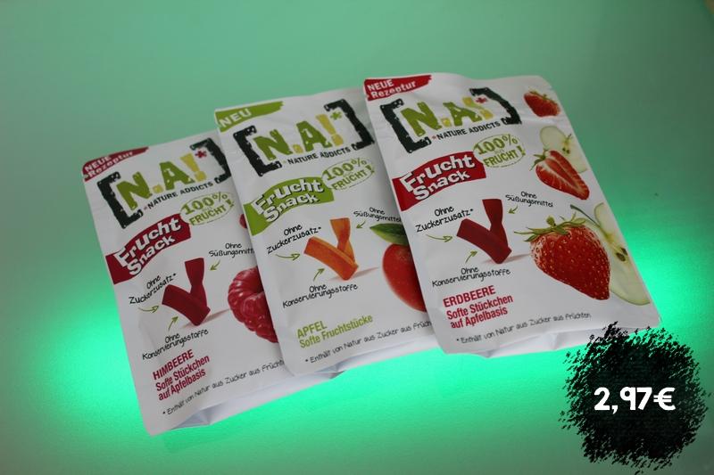 Nature Addicts Degustabox
