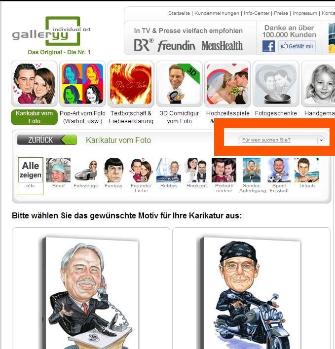 Screenshot Gallery.net2