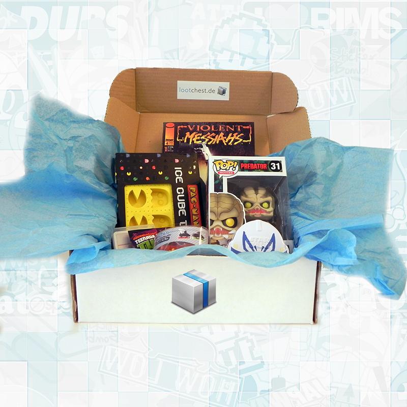 Geek und Nerd Box