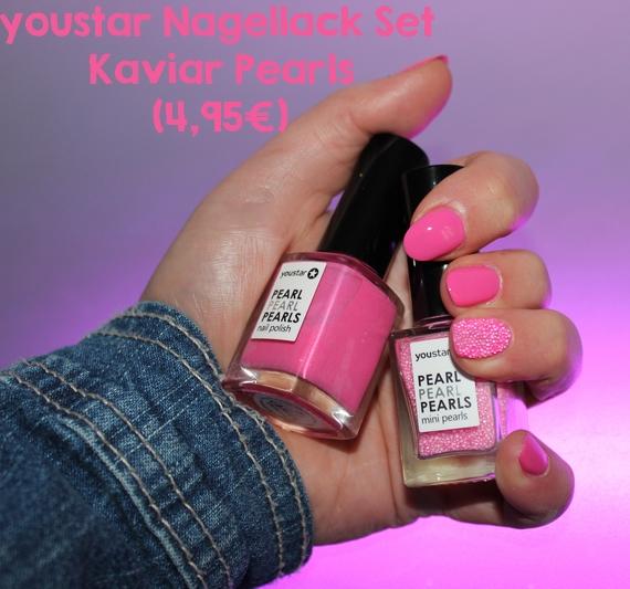 Kaviar Nails Pink