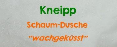 Kneipp Schaum-Dusche diecheckerin.de