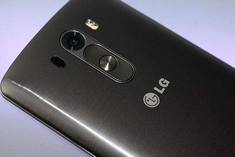 LG G3 Rearkey Design
