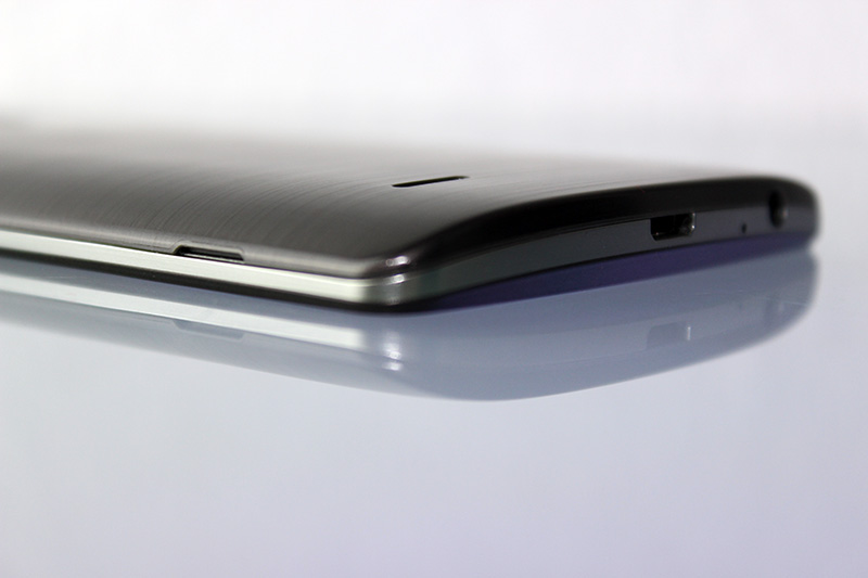 LG G3 seitlich