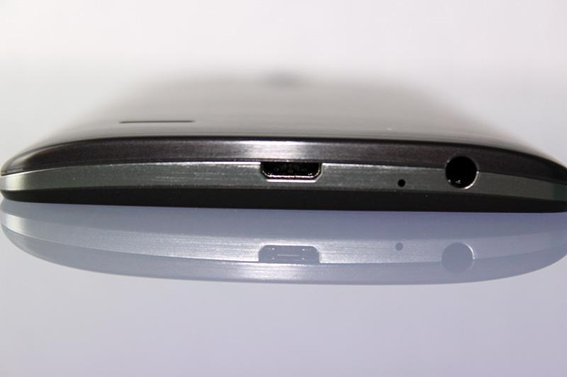 LG G3 von unten