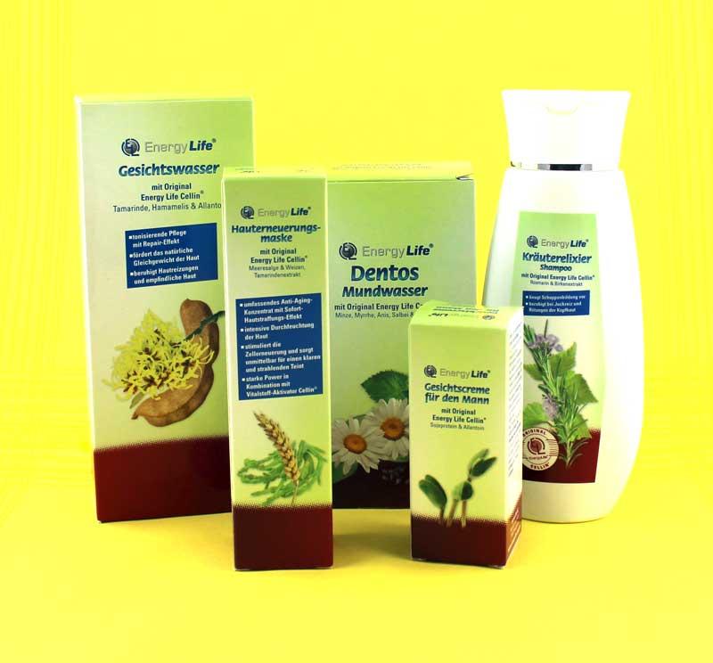 EnergyLife-Cellin-Produkte