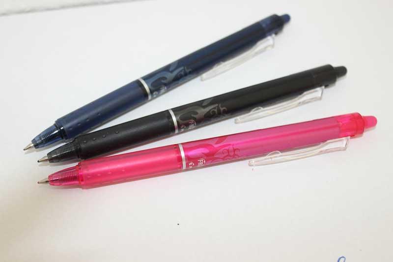 Pilot-Pen-FriXion-Clicker-stifte