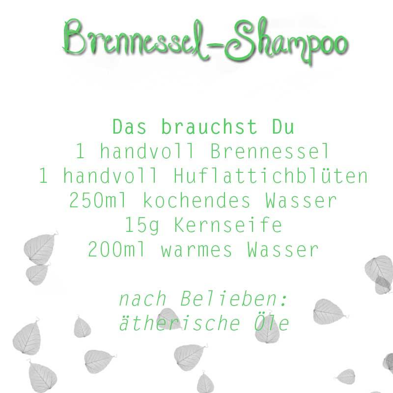 Brennessel-Shampoo
