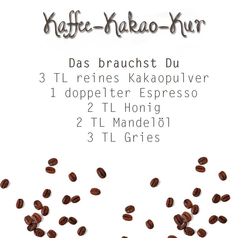 Kaffee-Kakao-Kur