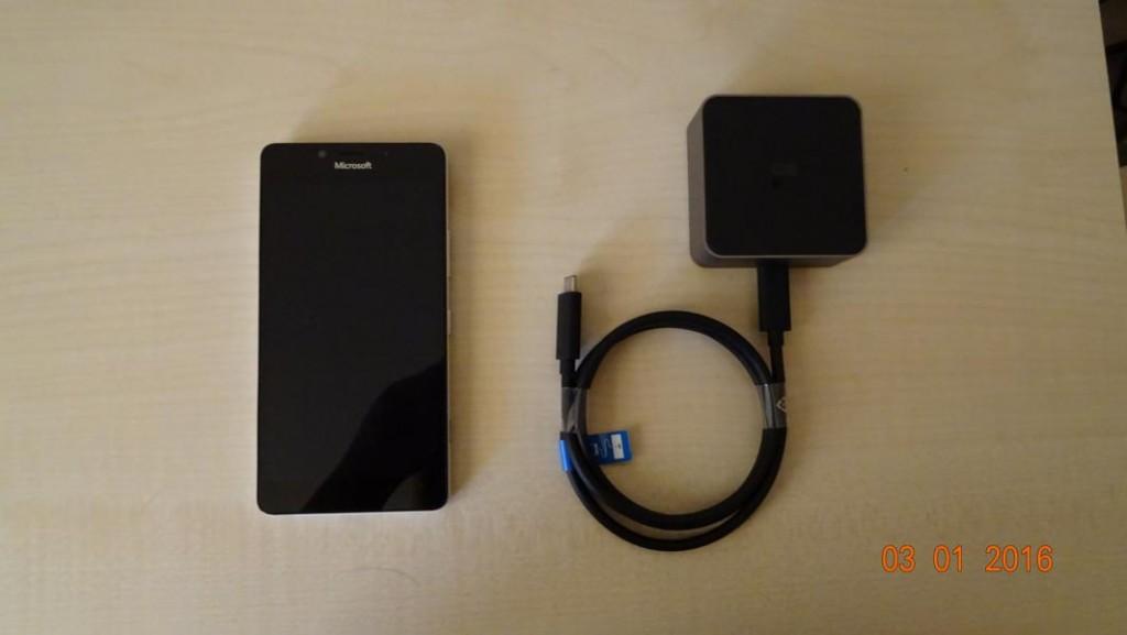 Lumia 950_Kabel