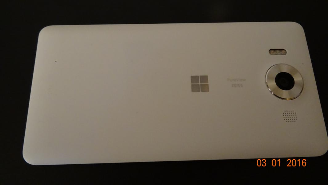 Lumia 950_Rückansicht