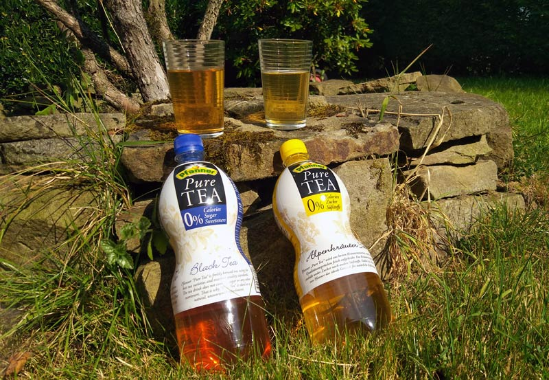Pfanner Pure Tea Neuheiten DieCheckerin.de Lifestyle-Getränk Tee