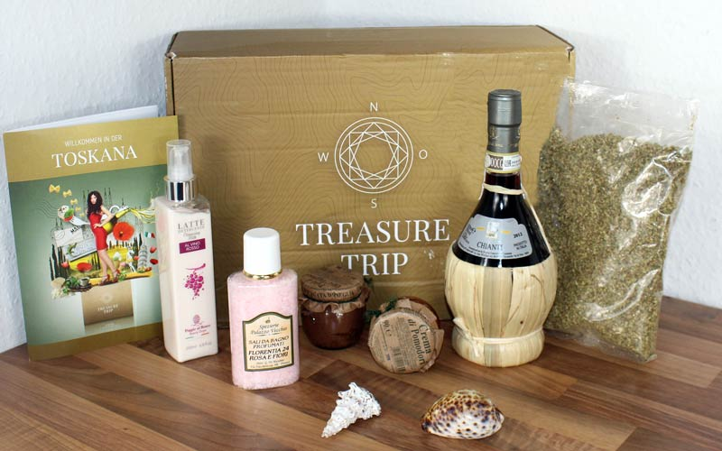 treasure-trip-toskana-inhalt-oktober-ueberraschungsbox