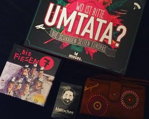 Wo ist bitte Umtata?, die Fiesen 7 und das beste Trinkspiel aller Zeiten