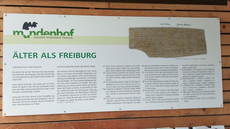 Mundenhof Freiburg DieCheckerin.de