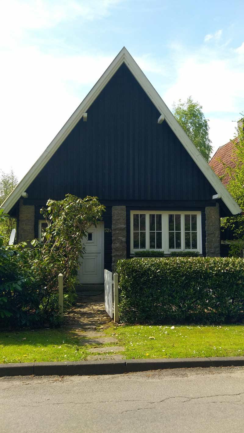 Urlaub in Deutschland: das kleine Haus am Wegesrand in Schieder ...