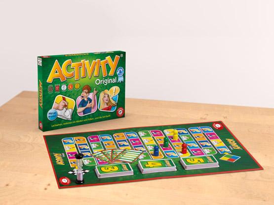 Spieleabend mit Freunden Activity lustiges Spiel für mehrere Spieler