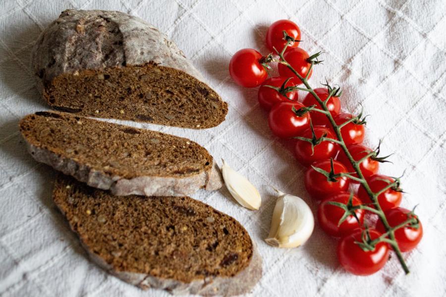 Einfaches und schnelles Brot selber machen DieCheckerin Rezept