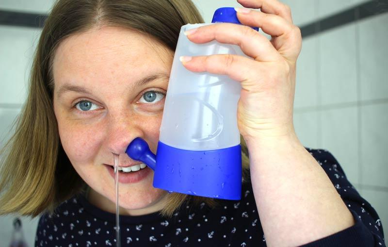 Was bringen Nasenduschen Emser Nasenduschen Anwendung DieCheckerin Lifestyle Blog