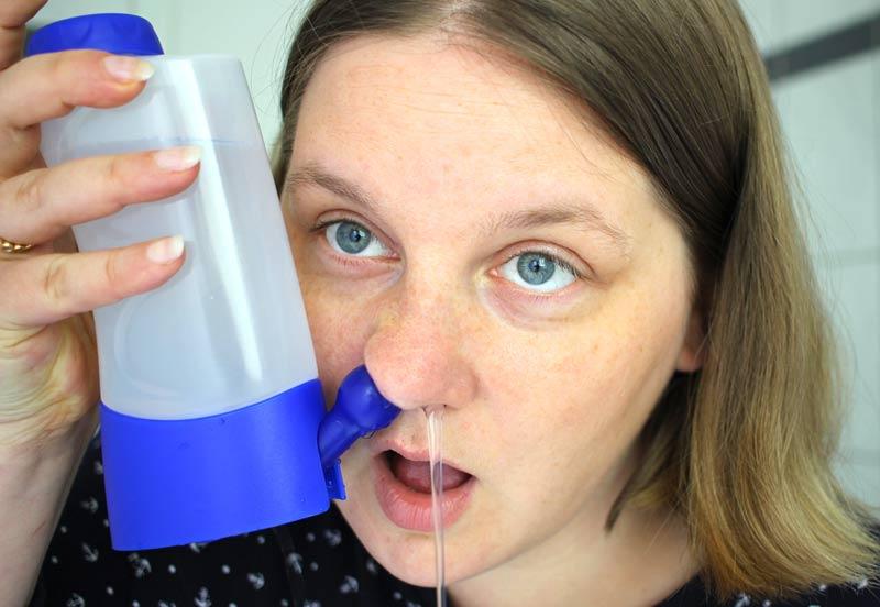 Was bringen Nasenduschen Emser Nasendusche DieCheckerin Lifestyle Blog