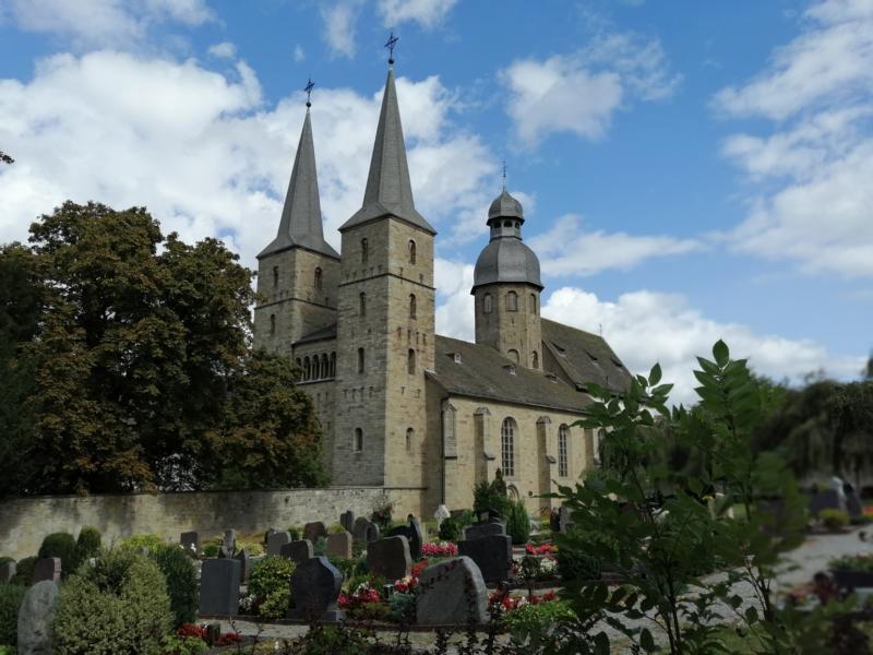 Abteikirche Benediktinerkloster Marienmünster