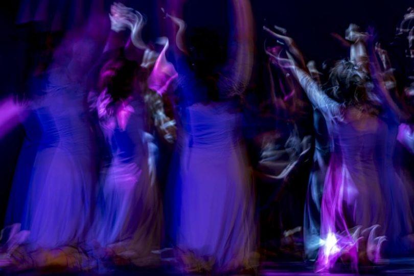 Blind Dance Trance Tanz