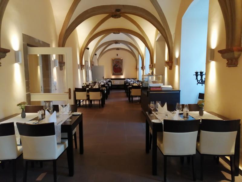 Hotel Schloss Gehrden Restaurant