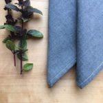 Stoff-<br>serviette