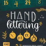 Hand Lettering X-Mas